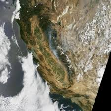 Wildfire From Space by Detwiler Fire Image Of The Day