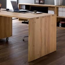 Office Desks Oak 4living Contemporary Homes Solid Oak Office Desk Ethnicraft