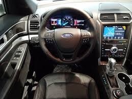 ford explorer 2017 ford explorer sport 4wd at fairway ford serving