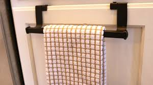 kitchen towel bars ideas kitchen cabinet door towel bar kitchen design ideas