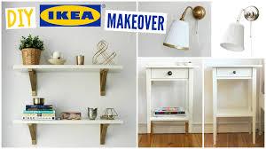 Diy Furniture Hacks Diy Ikea Makeover Customize Your Furniture Hannacreative Youtube