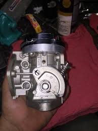 carb jetting issues sxi pro carb size x h2o