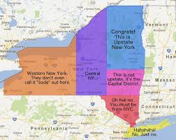 upstate ny map in you don t what upstate ny means home hudson valley
