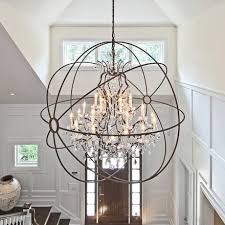 Contemporary Foyer Chandelier Chandelier Stunning Contemporary Chandeliers For Foyer Galilee