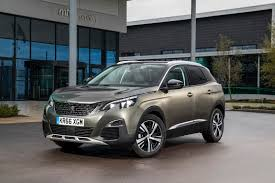 peugot 3008 new peugeot 3008 starts from 21 795 in uk brings standard i cockpit