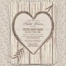 cheap wedding shower invitations bridal shower invitations rustic rustic wedding shower invitations