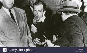 lee harvey oswald 1939 1963 is shot by jack ruby in the basement