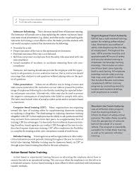 chapter 4 best practices you can use improving safety related