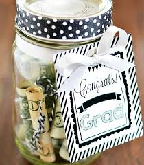 Wedding Money Gift Ideas Money Filled Mason Jar Graduation Gift Craft Ideas