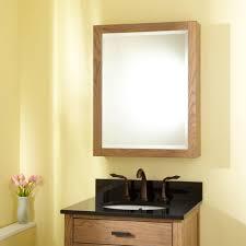 vessel sink bathroom ideas bathroom oak medicine cabinet with mirror vessel sink bathroom