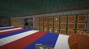 what do your storage rooms look like minecraft