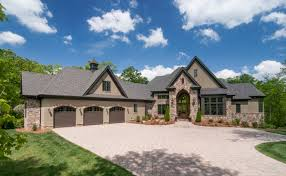 One Story Wrap Around Porch House Plans Mountain Home Plans Americas Place House One Story Hahnow