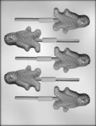 cybrtrayd m197 the brain chocolate candy mold with exclusive