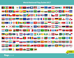 Scottish County Flags This Is A Visual List Of All The National Flags We Can Print And