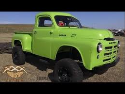 1949 dodge truck for sale for sale 1949 dodge 4x4 with 440 fully restored