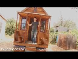 Four Lights Tiny House Company A Tiny Home Tour Jay Shafer U0027s 89 Square Foot Home On Wheels Youtube