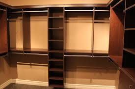 Interior Furnishing Interior Furniture Bedroom Master Closet Ideas Brown Mahogany Walk