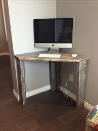 How To Build A Small Desk Corner Desk Ideas Small Best 25 On Pinterest Voicesofimani