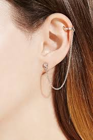 ear cuffs uk chained ear cuffs new arrivals accessories 1000187278