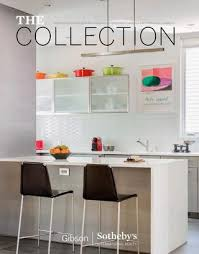 kitchen collection magazine the collection magazine 2016 by gibson sotheby s