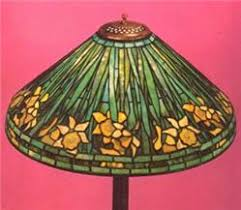 tiffany l base reproductions tiffany studios 22 inch daffodil reproduction lshade package