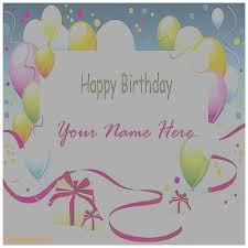 birthday cards awesome create happy birthday card with name free