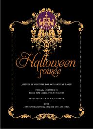 halloween party invitation template 2017 thewhipper com