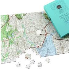 map usa jigsaw personalized hometown jigsaw puzzles simply personalized