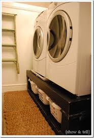 Laundry Room Basket Storage 13 Hacks To Calm The Craze In Your Laundry Room