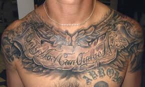 chest tattoos for bigshocking