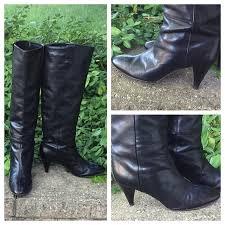 s boots size 9 1 2 92 loeffler randall shoes loeffler randall cone heel