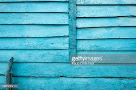 light blue wood wall stock photo getty images