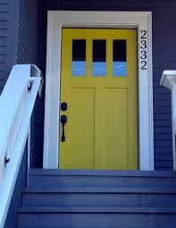 Accent Door Colors by Front Doors Beautiful Front Door Casing Idea 116 Front Door