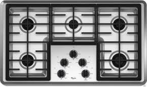Whirlpool Induction Cooktop 36 Whirlpool W5cg3625xs 36 Inch Gas Cooktop With 5 Sealed Burners