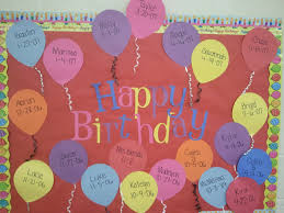 birthday board prek my style birthday bulletin board