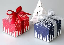 where can i buy christmas boxes aliexpress buy christmas and new year tree house mini candy