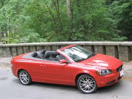 volvo convertible 2007 volvo c70 information and photos zombiedrive