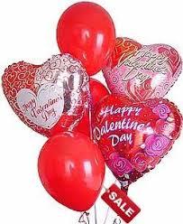 valentines balloons valentines balloon bouquet valentines balloons florists