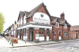 Cask Pub And Kitchen London The Moderation Splash