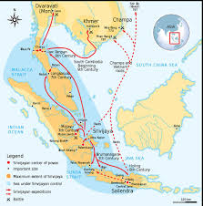 Map Of Oceans Indian Ocean Trade Routes Asian History