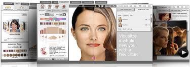 simulateur coupe de cheveux femme changer de coiffure femme simulation atelier de stefani
