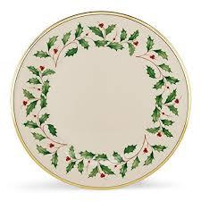 christmas plates christmas plates