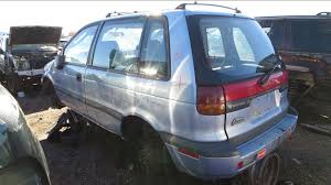 mitsubishi rvr 1995 1995 eagle summit awd wagon u2013 junkyard find