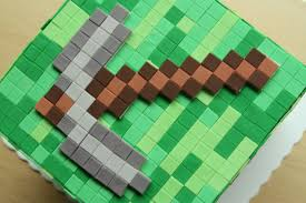 minecraft cake topper minecraft axe cake topper cakes bakes