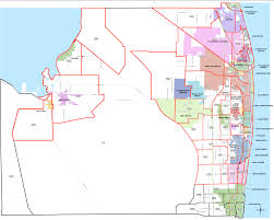 Boca Raton Map Zip Code Map Palm Beach County Zip Code Map
