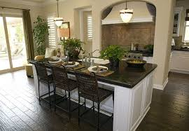 large kitchen island table 35 large kitchen islands with seating pictures designing idea