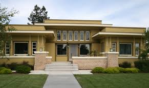 frank lloyd wright style home plans 16 best prairie house frank lloyd wright home plans blueprints