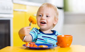 how much food for babies and toddlers standard serves and portion