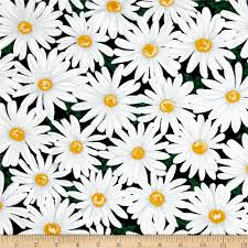 timeless treasures live love laugh packed daisy black home