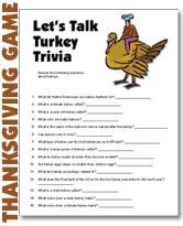 free thanksgiving printable educational